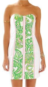 Lilly Pulitzer short dress White (multi) on Tradesy