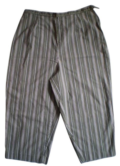 Preload https://item2.tradesy.com/images/karen-scott-green-striped-new-stretchy-capris-size-16-xl-plus-0x-175171-0-0.jpg?width=400&height=650