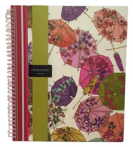 Cynthia Rowley DECORATIVE SPIRAL NOTEBOOK #CR123128 Beautiful Stationery Rare NEW