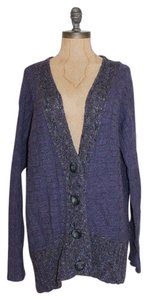Free People Knit Sweater Cardigan