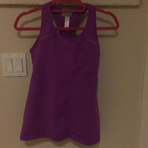 Athleta Athletic Tank Top With Built-in Bra Size Medium