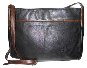 Orvis Leather Cross Body Bag