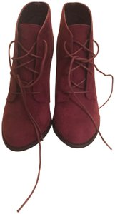 Call It Spring Burgundy Boots