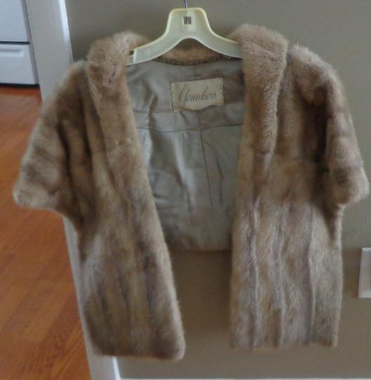 Younkers Antique/ Vintage Fur Wrap from Younkers (Circa late 1800s-verly early 1900s)