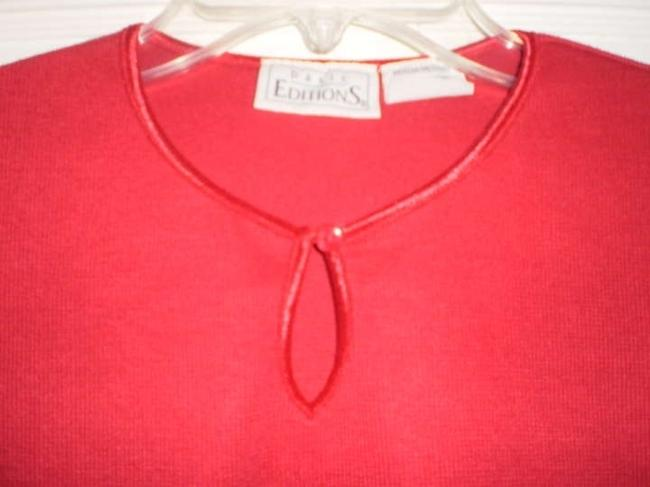 Basic Editions T Shirt red