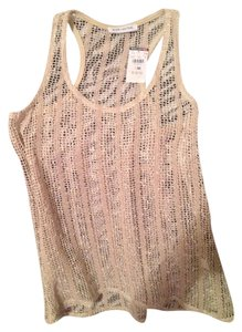 Body Central Beige Knit Top
