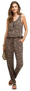 Anthropologie Anth Anthro Romper Jumpsuite Dress