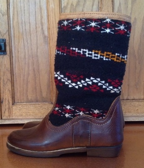 Other Black/Multi Boots
