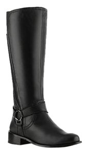 Ditto by VanEli Replay Riding 8.5 Strawberry Fields Black Boots
