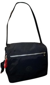 Kipling Black Messenger Bag