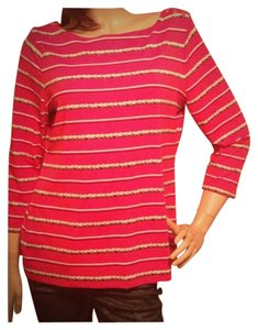 33bba86830839 Red Charter Club Tops - Up to 70% off a Tradesy