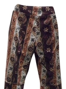 Nanette Lepore Boot Cut Pants Brown