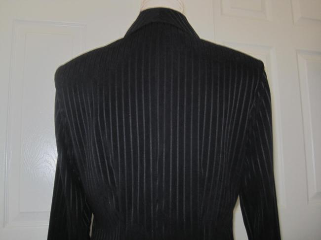 Dawn Joy Pinstriped Double Breasted Blaser, Classic Skirt Suit