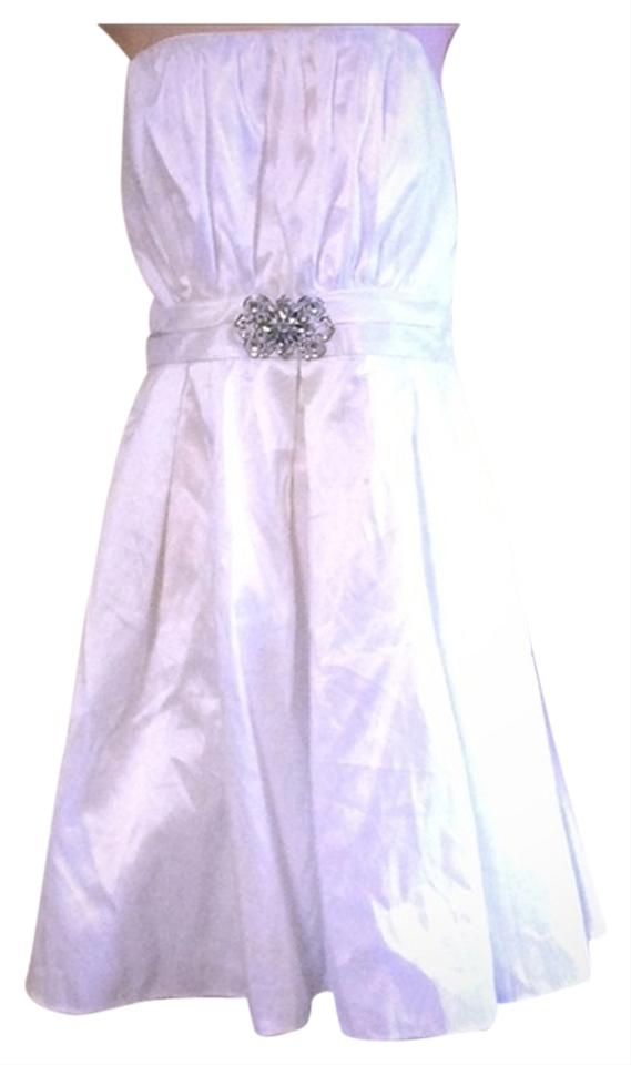 Gojane Strapless Prom Event Gown 2xnew Year Final Sale Knee Length