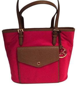 Michael Kors New With Tags Nwt Tote in Red