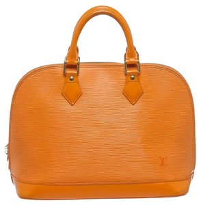 Louis Vuitton Satchel in Mandarin