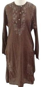 Albertina Beach Sequins Tunic
