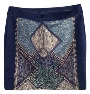 H&M Skirt Blue