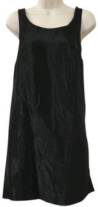 Fendi Crisscross Strap Silk Dress