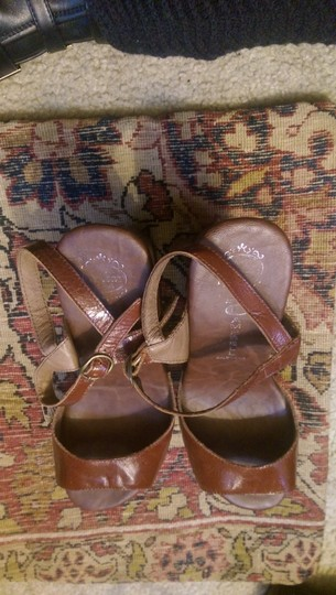 Jeffrey Campbell Wedge Sandals Size 8 Size 8 Sandals Womens Sandals Womens Womens Size 8 Brown Platforms