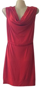 Trina Turk short dress Poppy Red on Tradesy