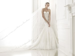 Pronovias Brand New-bertina Wedding Dress
