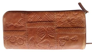 Fossil Fossil butterfly leather wallet