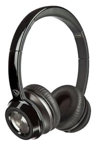 Monster Monster NEW WITHOUT RETAIL BOX NCredible NTune Headband Headphones - Black