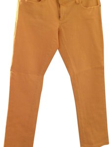 Lilly Pulitzer Skinny Pants Yellow