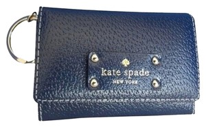 Kate Spade KATE SPADE NEW YORK WELLESLEY DARLA NAVY BLUE WALLET: MSRP $98