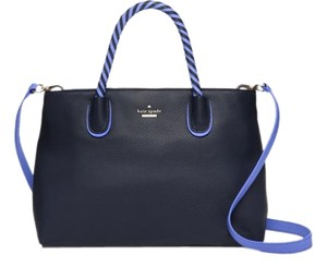 Kate Spade Woods Drive Bodie Tote in Blue