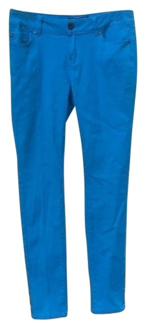 Preload https://item1.tradesy.com/images/kardashian-kollection-bright-blue-skinny-pants-size-8-m-29-30-17529535-0-1.jpg?width=400&height=650