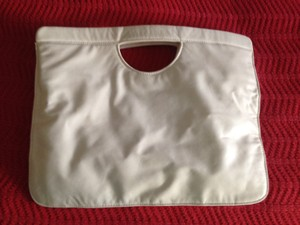 Wet Seal White Clutch