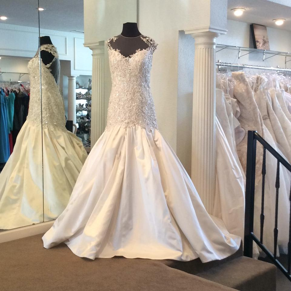 Maggie sottero wedding dress on sale 45 off wedding for Maggie sottero wedding dress sale