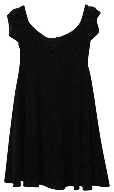 Preload https://item5.tradesy.com/images/laundry-by-shelli-segal-black-polyester-and-lace-above-knee-night-out-dress-size-8-m-17530414-0-1.jpg?width=400&height=650