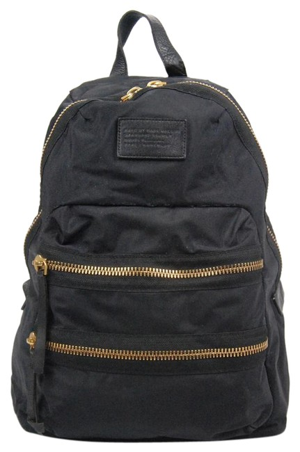 Item - M207-56 B190 Black Nylon Backpack