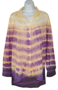 Sundance Tunic Tie Dye Cotton Top