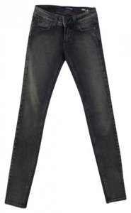 KILL CITY Jeggings Urban Outfitters Size 0 Size 25 Size 26 Xs Skinny Jeans-Acid