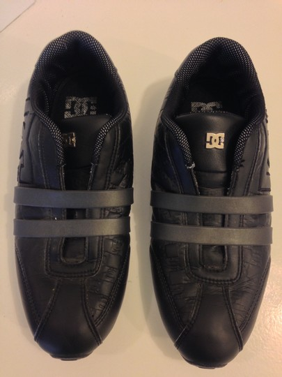 DC Shoes Black Athletic