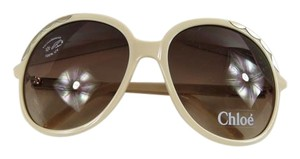 Chloé CL2222 C03 BL 130 Polycarbonate Sunglasses
