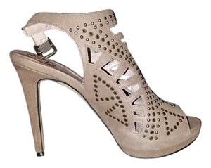Vince Camuto Vintage Goat Smoke Taupe Sandals