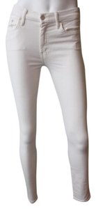Mother Denim Skinny Jeans-Light Wash