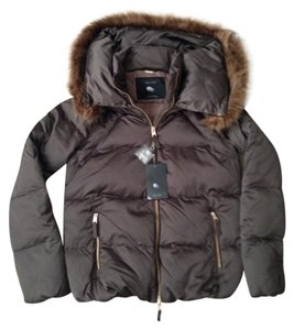 Zara Puffer Jacket Down Coat