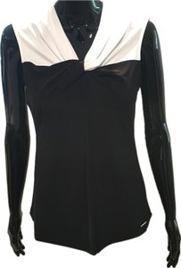 Calvin Klein Top Black/White