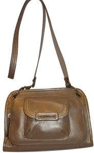 Tignanello Refurbished Leather Metallic Cross Body Bag