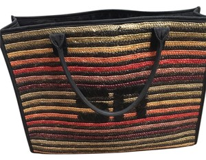 Sonia Rykiel Colorful Tote