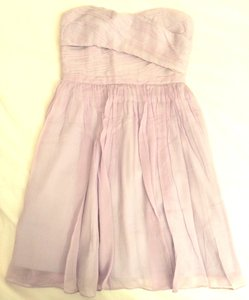 J.Crew Dried Lavender Arabelle Crinkle Dress Dress