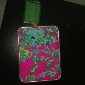 Lilly Pulitzer Gwp Jewelry Case (pop Pink)