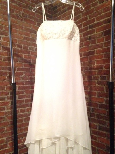 Light Ivory Dress Size 16 (XL, Plus 0x)