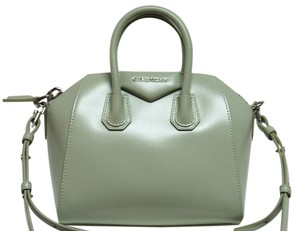 Givenchy Satchel in Aqua Green
